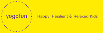 Yogafun – Happy, Resilient & Relaxed Kids Logo